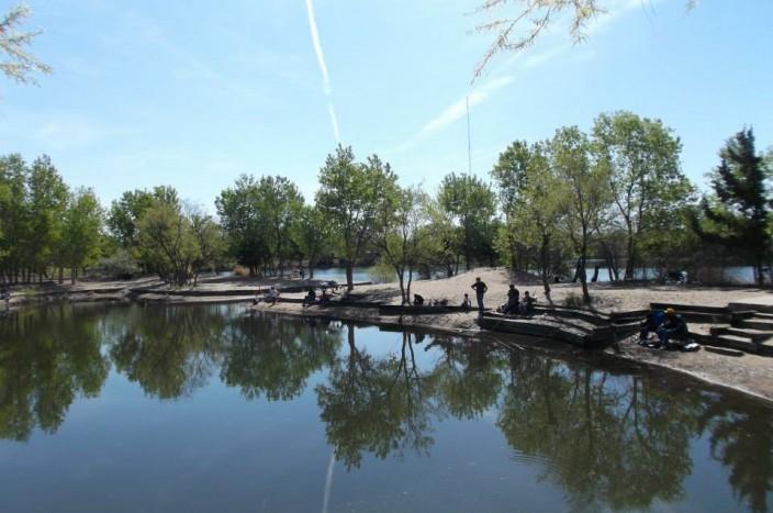 Kid's Pond