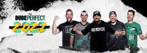 The Dude Perfect 2021 Tour @ Intrust Bank Arena