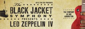 Black Jacket Symphony @ The Orpheum