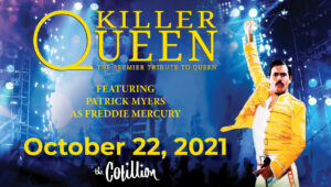 KILLER QUEEN featuring Patrick Myers @ Cotillion