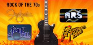 Rock of the 70's @ Kansas Star Casino