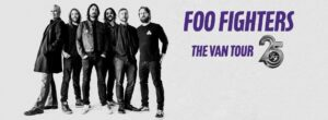 Foo Fighters - Concert Canceled @ Intrust Bank Arena