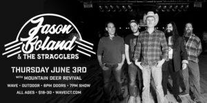 Jason Boland & the Stragglers @ Wave