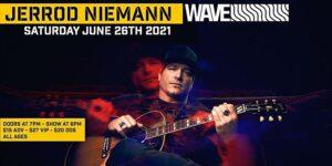 Jerrod Niemann @ Wave