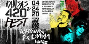 Method Man & Redman, Luniz, Ziggowatts, DJ Carbon, Lively Up, & more! @ Wave