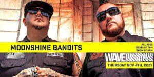 Moonshine Bandits - Red, White & Blue Collar Tour @ Wave