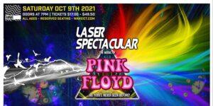 Pink Floyd Laser Spectacular @ Wave