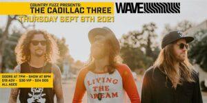 The Cadillac Three @ Wave