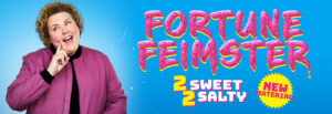 Fortune Feimster 2 Sweet 2 Salty Tour @ The Orpheum