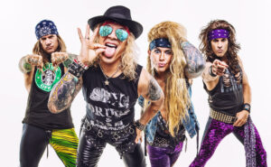 Steel Panther Heavy Metal Rules Tour @ Cotillion